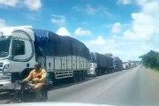 L'Union des chauffeurs routiers du Burkina veut la tête du président de l'Organisation des transporteurs routiers du Faso