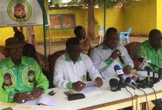Révision du code électoral: L'UPC cogne de face Simon Compaoré
