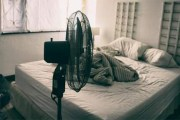 Vous dormez avec un ventilateur? Vous pourriez le regretter