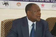 CODER: Le nouveau président Ablassé Ouédraogo mise pour une réconciliation nationale inclusive