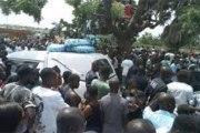 Côte d'Ivoire - Bingerville : L'inhumation vire à l'affrontement, un corps refoulé, des gendarmes chassés