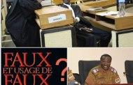 Burkina Faso: Le procès du putsch engagé sur un faux, instruit sur un faux, en jugement sur un fatras de faux finira-t-il par un faux ?