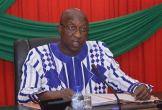 Le Burkina veut gérer ses frontières »en parfaite intelligence» avec ses voisins