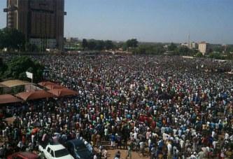 Journée nationale de protestation des forces vives de la nation : Déclaration du mouvement citoyen pour la démocratie (MCD)