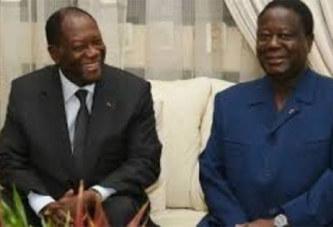 Crise au sommet du Rhdp Bédié-Ouattara : Et si rien n'était perdu !