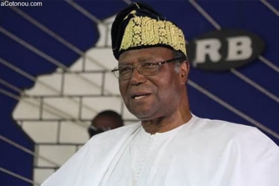 Bénin: l'ex-président Nicéphore Soglo s'en prend violemment à Patrice Talon