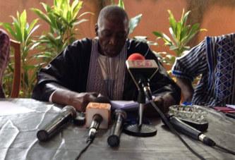 Situation nationale: Soumane appelle à Balayer le MPP
