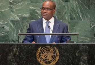 Terrorisme:Le Burkina Faso appelle au soutien de la communauté internationale