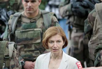 Florence Parly,  ministre française des Armées: Barkhane n'est pas «la solution à tous les problèmes du Burkina Faso»