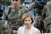 Florence Parly,  ministre française des Armées: Barkhane n'est pas