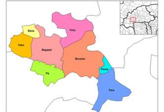 Burkina  – Bagassi: Manifestation contre la société minière Roxgold Mining