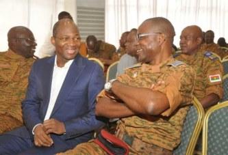 Général Gilbert Diendéré: Nous avons été formés pour combattre le terrorisme