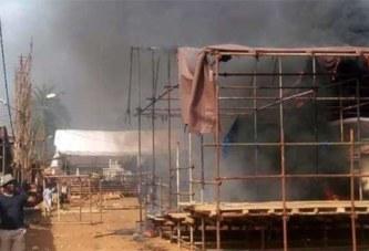 Municipales à Grand Bassam : Vives protestations après la victoire de Jean-Louis Moulot