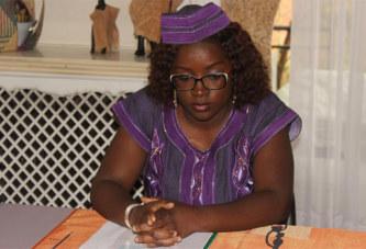 Conseil supérieur des Burkinabè de l'étranger:Mme Nadège Ilboudo prend ses fonctions de déléguée pour la Belgique et le Luxembourg