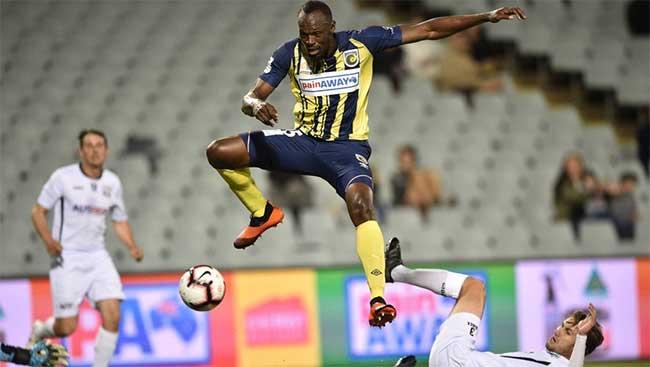Un club européen veut recruter Usain Bolt