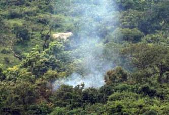 Nigeria:Deux chasseurs F7 entrent en collision (vidéo)