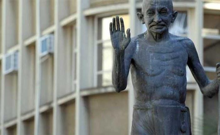 Malawi : La population en colère après l'érection d'une statue de Mahatma Gandhi dans la capitale économique
