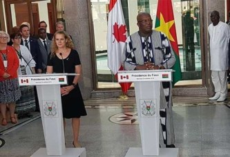 Burkina: la gouverneure du Canada a mélangé Ouaga!