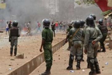 Guinée- Manifestation : Un mort et une «tentative d'assassinat» du chef de l'opposition
