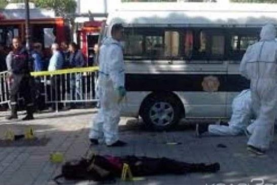 Tunisie : Une kamikaze se fait exploser en plein centre ville, 9 blessés