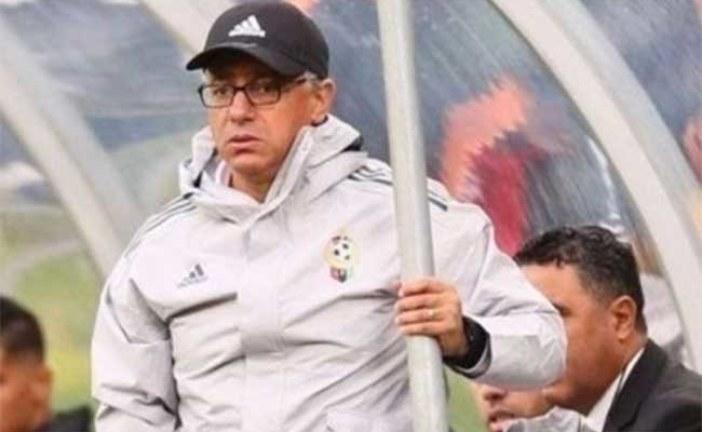 L'entraîneur Libyen démissionne à quatre jours du match contre le Nigeria