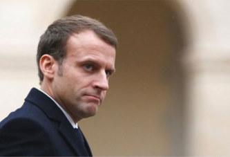 France: Emmanuel Macron dans la tourmente