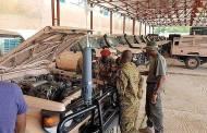 Burkina : les États-Unis offrent à l'armée du matériel militaire d'une valeur d'environ 855 millions de francs Cfa