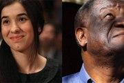 Monde : Le prix Nobel de la paix décerné à un africain et une irakienne