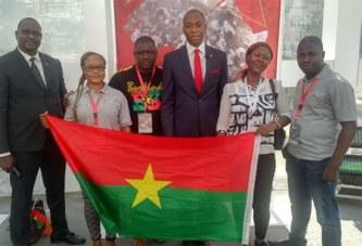 4èmeforum annuel de la TEF sur l'entreprenariat:Le Burkina Faso représenté