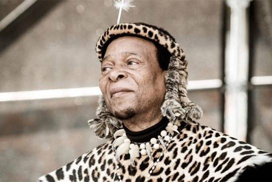 Le roi Zwelithini contre la réforme foncière en Afrique du Sud