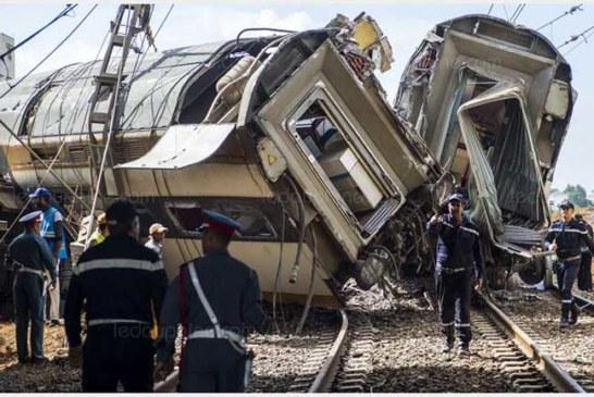 Maroc: un accident de train fait au moins six morts et 70 blessés
