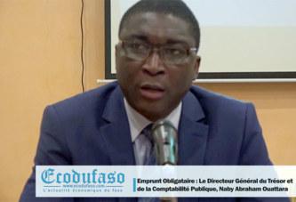Burkina Faso: Le Directeur général du trésor public burkinabè pose ses valises au FMI