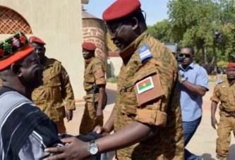 Burkina: ZIDAdépêche un émissaire chez leMORO