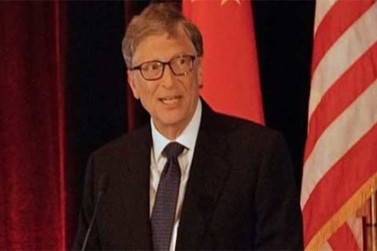 Chine: Le public choqué par un geste du milliardaire Bill Gates
