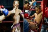 Thaïlande : Un jeune boxeur de 13 ans meurt sur le ring (photos)