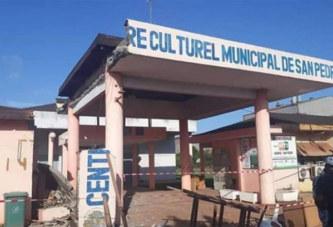Côte d'Ivoire : San Pedro, deux femmes meurent écrasées après l'effondrement de la dalle du centre culturel