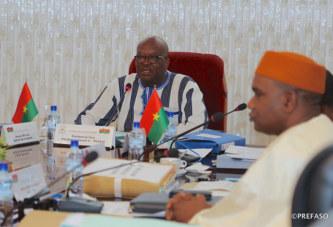 Conseil des ministres extraordinaire : Etat d'urgence décrété dans six régions du pays