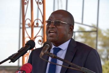 Eric Bougouma: Ministre ou griot du roi?