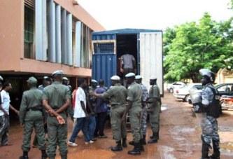 Grève des GSP : Des éléments font irruption au domicile du ministre de la justice et  désarment les éléments en faction