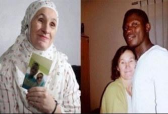 Elle abandonne ses 9 enfants, se convertit à l'islam, et épouse son amant gambien (photos)