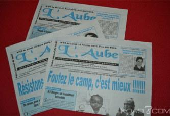 Gabon : Un journal suspendu trois mois pour un article sur la santé d'Ali Bongo, en convalescence à Riyad