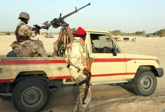 Opérations de «nettoyage» de l'armée nigérienne sur la frontière avec le Burkina