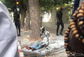Sénégal : Un invalide s'immole par le feu devant les grilles du palais de la République, les raisons…