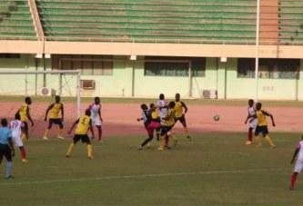 Fasofoot: Salitas FC toujours leader à l'issue de la 10e journée de D1