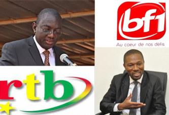 Télévisions les plus suivies au Burkina : BF1 bouscule la RTB