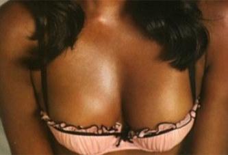 La femmes jusqu'aux bouts des seins !