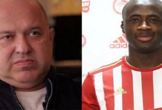 Olympiakos: Yaya Touré laissé au banc de touche, son agent réagit!