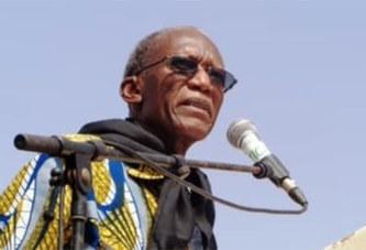 Chryzogone Zougmoré du MBDHP: «Nous n'avons pas de leçon à recevoir de ces drôles d'insurgés…»