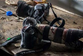 2018: 80 journalistes tués dans le monde