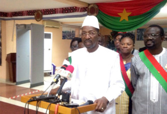 "Bilan Positif Du PNDES: ""On Ne Mange Pas Les Chiffres"" (Bala Sakandé)"